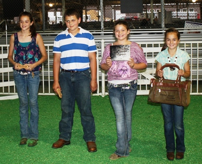 Kedron Knobloch (Ch) Junior Berkshire Showman, 2013 Iowa State Fair
